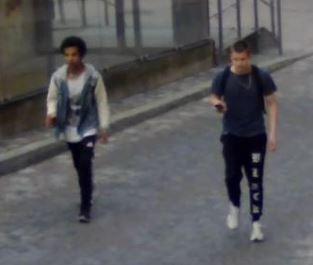 Nainen ryöstettiin Helsingissä – tunnistatko kuvien henkilöitä?