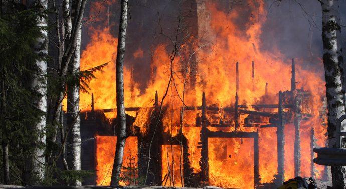 Tuhopolttaja pidätetty Lappeenrannassa