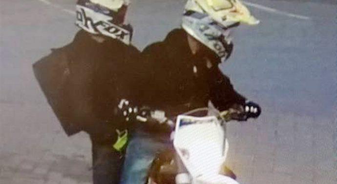 Tankkauspisteen seteliautomaattiin yritettiin murtautua – tunnistatko kuvan murtautujat?