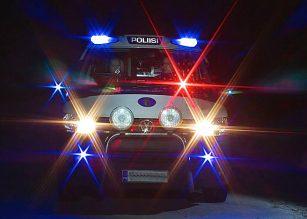 Poliisin kanssa kilpaa varastetulla autolla – tappio tuli