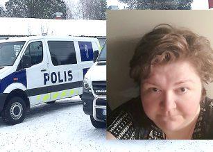 Tampereelta nainen kateissa