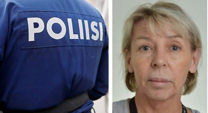 Poliisi epäilee henkirikosta riihimäkeläisnaisen katoamisessa