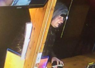 Poliisi julkaisi kuvan Oulun pubiryöstäjästä