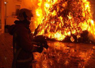 Pellosniemen tulipaloa tutkitaan törkeänä tuhotyönä