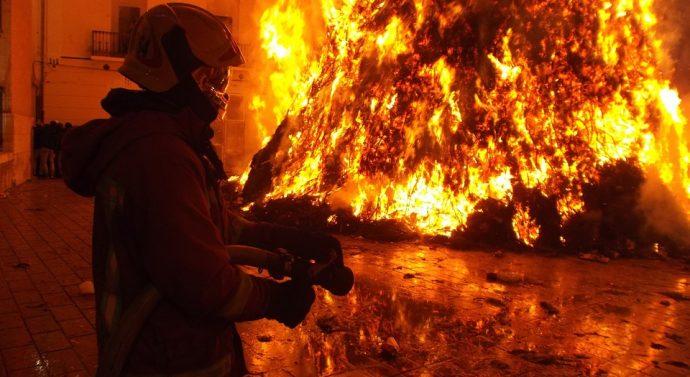 Omakotitalon tulipalosta käynnistettiin rikostutkinta Ylöjärvellä