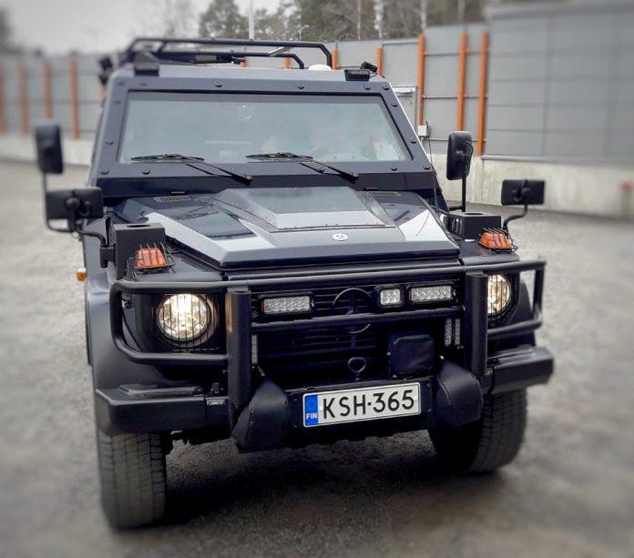 Uusi Poliisiauto